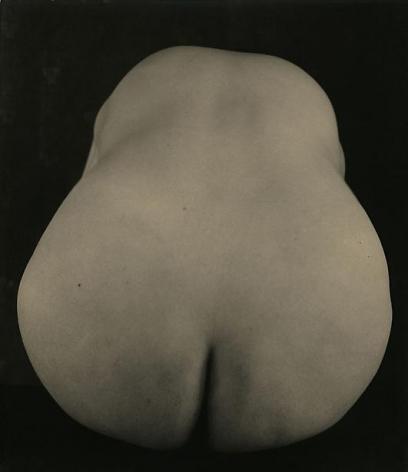 edward weston nude study II (anita brenner)