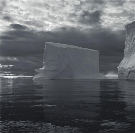 lynn davis, iceberg #25, disco bay, greenland