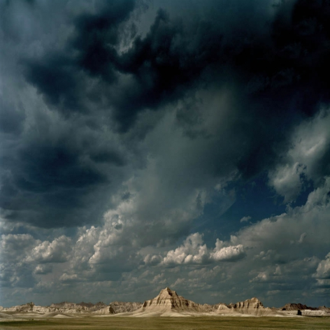 Michael Eastman Badlands #1