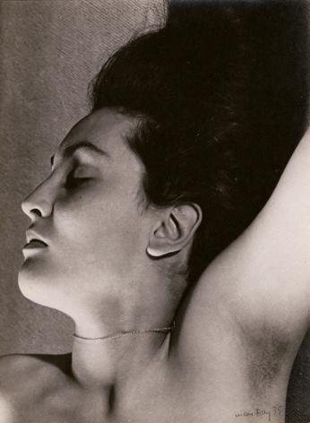 Man Ray, Meret Oppenheim, 1935