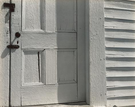 edward weston church door, hornitos