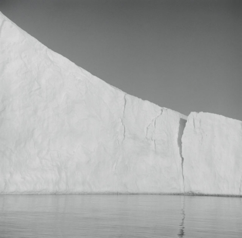 Lynn Davis, Iceberg XIV, Disko Bay, Greenland, 2007