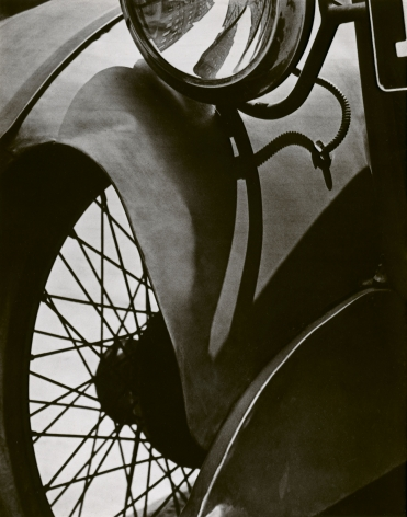 Paul Strand, Wire Wheel, New York, 1917