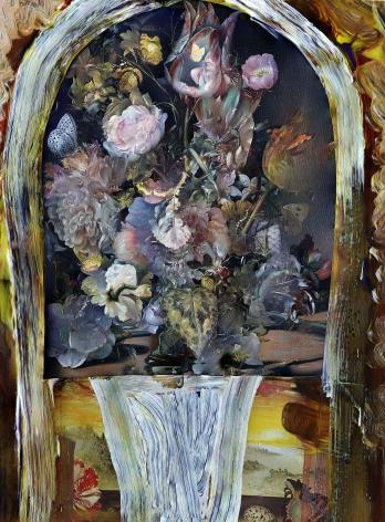 abelardo morell, Flowers for Lisa #54
