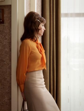 Caroline Portrait, 2007