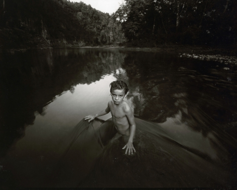 Sally Mann, The Last Time Emmett Modeled Nude, 1987