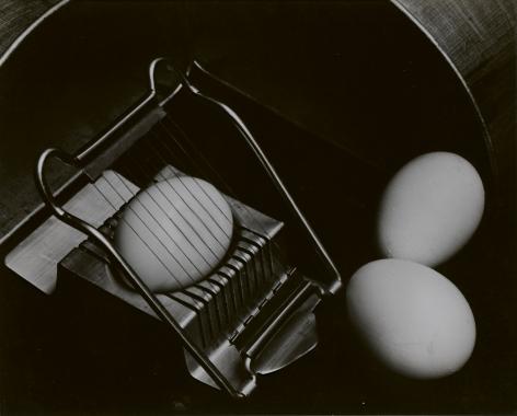 edward weston eggs and slicer