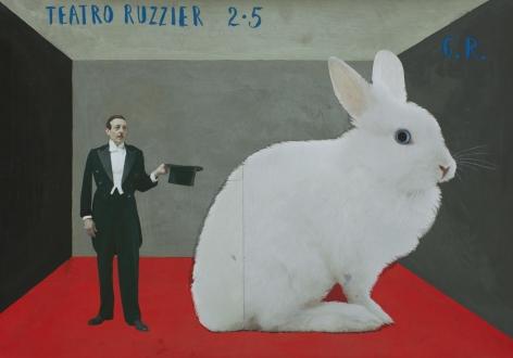Paolo Ventura, Teatro Ruzzier, 2019