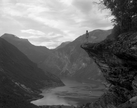 Dalsnibba, Geiranger Fjord, Norway, 2006