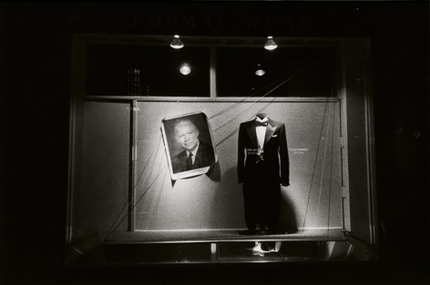 Robert Frank, Washington D.C. (store window), 1957