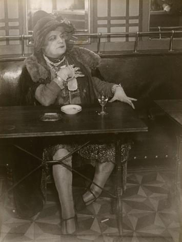 Brassaï, La Môme Bijou, Bar de la Lune, Paris, c. 1932