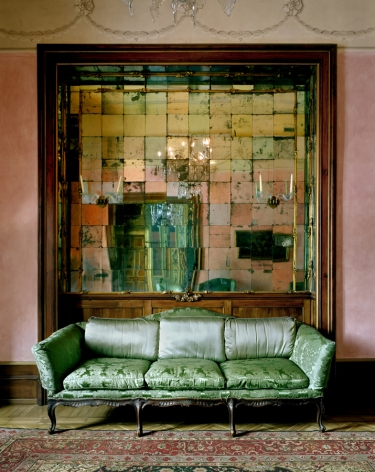 michael eastman mirror grid, milan