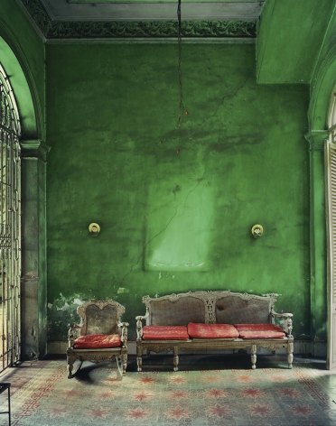 Michael Eastman, Green Interior, 2002