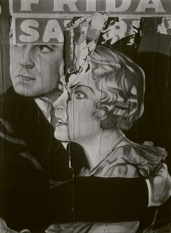 Walker Evans, Torn Movie Poster