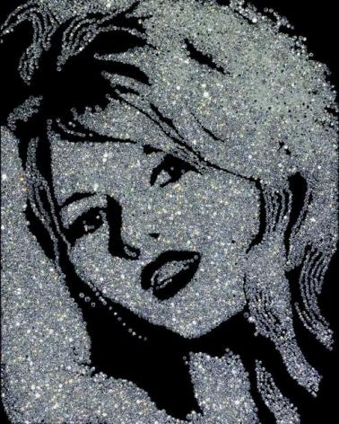 Vik Muniz Brigitte Bardot