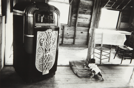 Robert Frank, Café, Beaufort, South Carolina, 1955