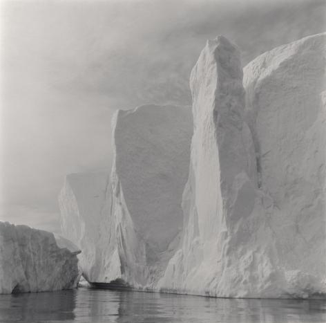 Lynn Davis, Iceberg #29, Disko Bay, Greenland, 2000