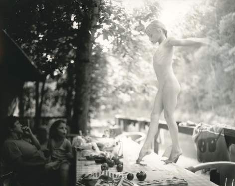 Sally Mann, The Perfect Tomato, 1990