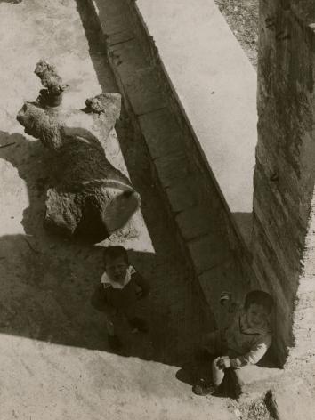 László Moholy-Nagy, Kinder in Ascona, 1926