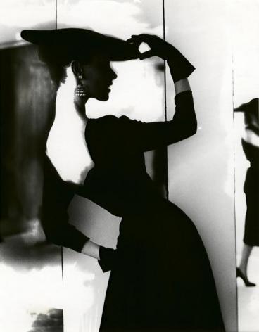 Lillian Bassman Barbara Mullen, New York