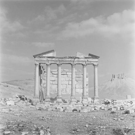 Temple, Palmyra, Syria, 1995