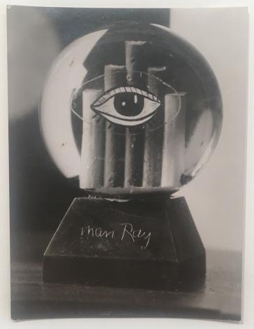 "Man Ray, ""Voyante"", c. 1926"