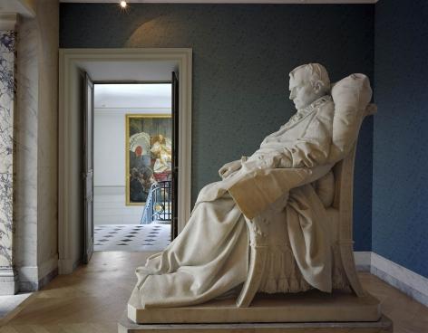 Robert Polidori, Les Derniers Jours de Napoleon, Versailles, 2005