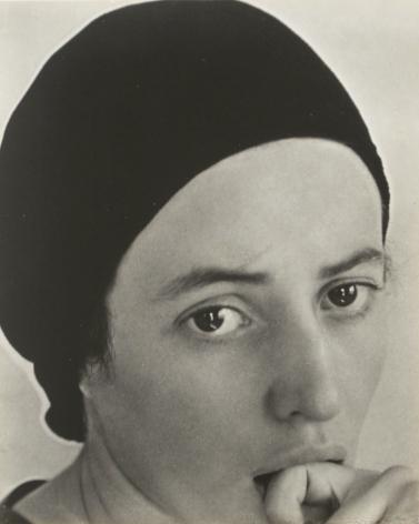 Alfred Stieglitz, Portrait of Dorothy Norman, 1931