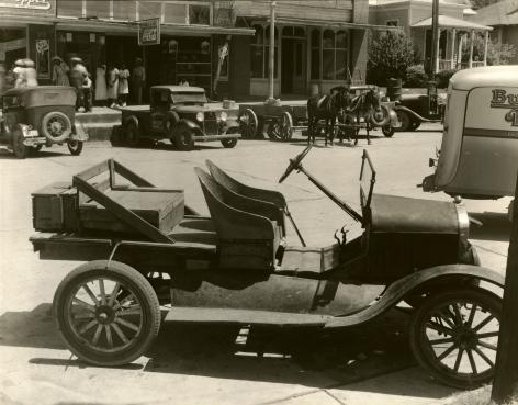 Walker Evans, Bucket Seat, Model T, Alabama