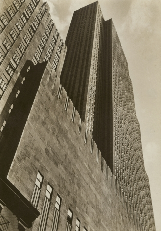 Margaret Bourke-White, Radio City, c. 1933