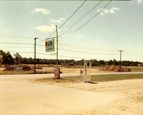 Stephen Shore US 1 Arundel Maine July