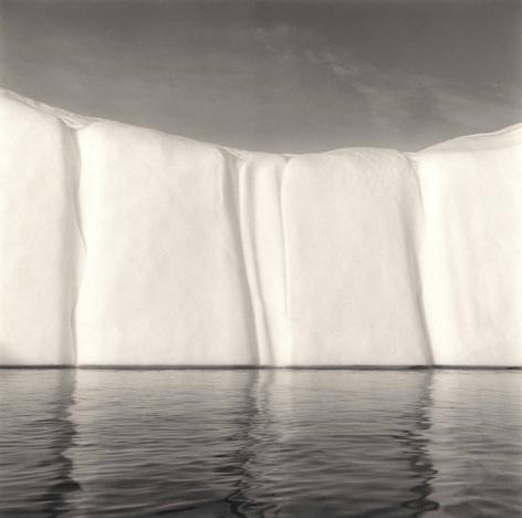 lynn davis Iceberg V, Disko Bay, Greenland, 2004