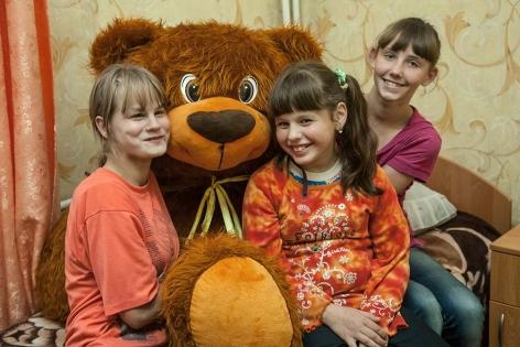Об Обществе Помощи Русским Детям, 2017 год