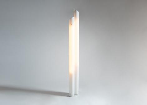 Mezza Chimera Wave-Patterned Table Lamp