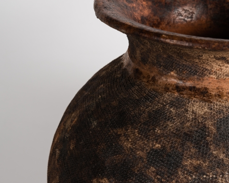Ancient Vessel with Flared Rim