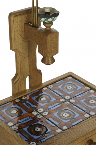 Guillerme et Chambron side table