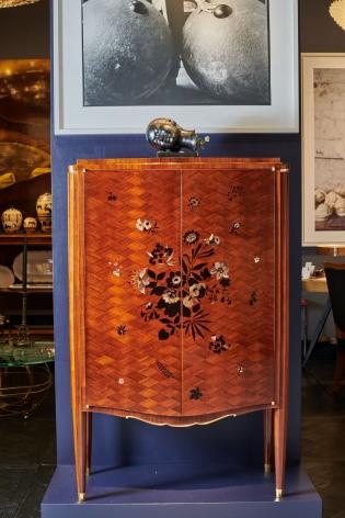 Leleu cabinets