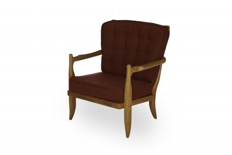 Guillerme et Chambron armchairs