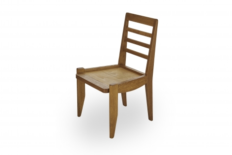 Guillerme et Chambron dining chairs