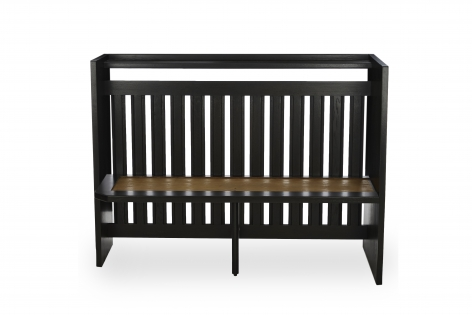 Guillerme et Chambron Radiator Cover and bench