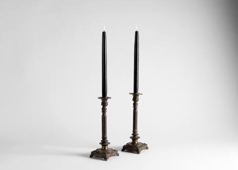Bach Candlesticks