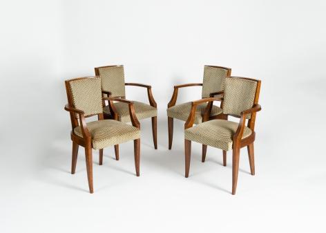 Spade armchairs