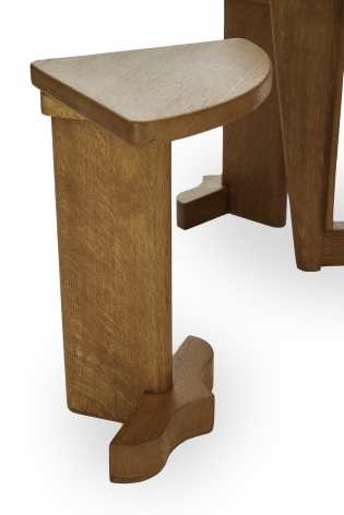 Guillerme et Chambron coffee table