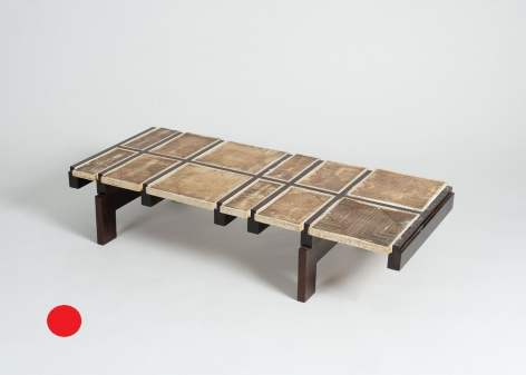 Capron Table Sold