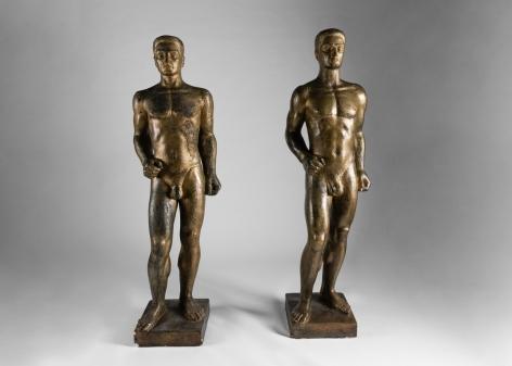 Sculptures Cazaubon