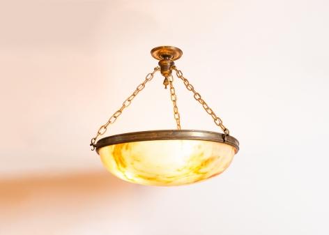 Chain Suspended Chandelier