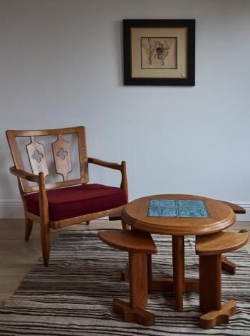 Guillerme et Chambron table