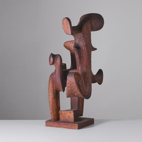Mario Dal Fabbro Sculpture