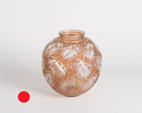 Lalique Vase Sold