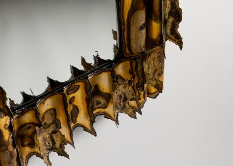 Modernist Rectangular Mirror